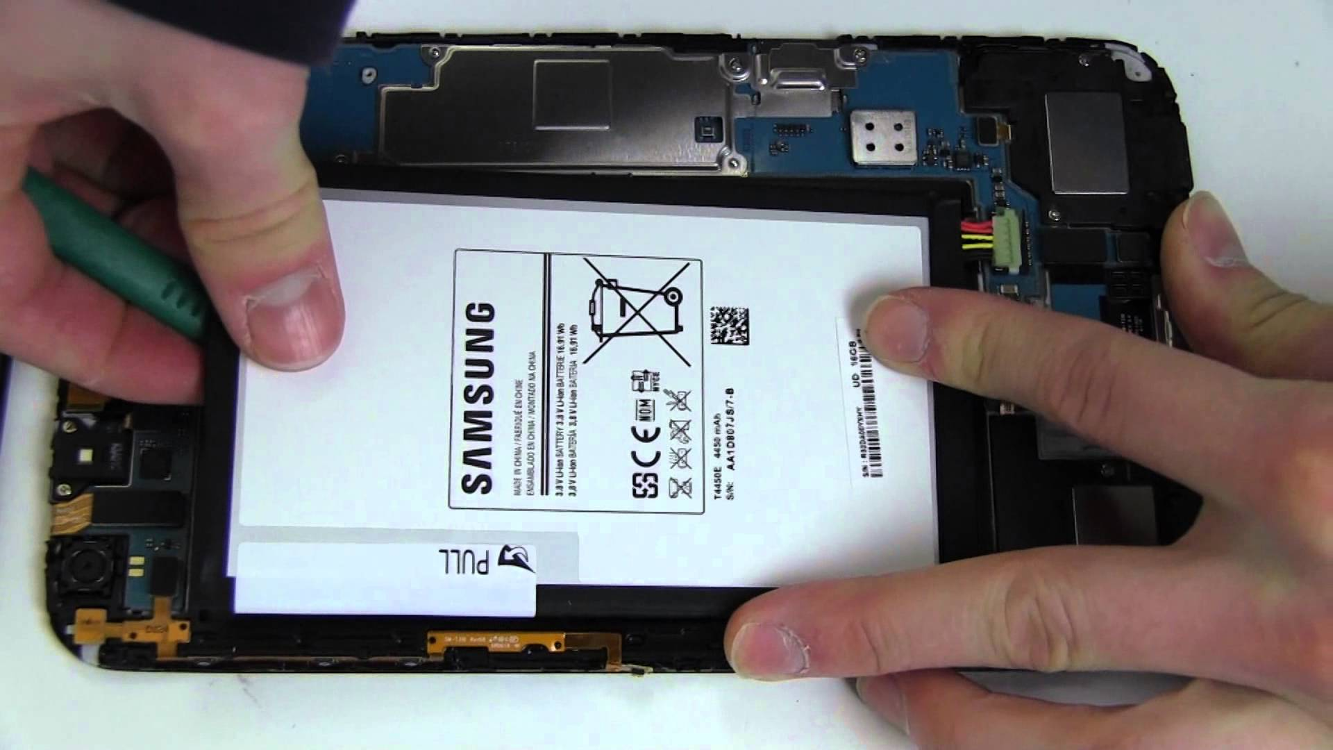 changer batterie samsung galaxy tab 3