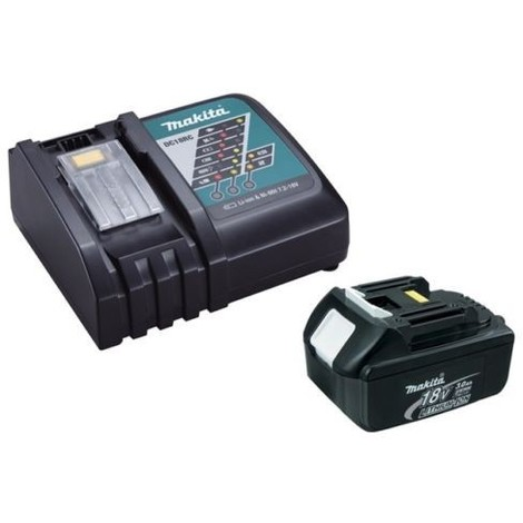 chargeur et batterie makita