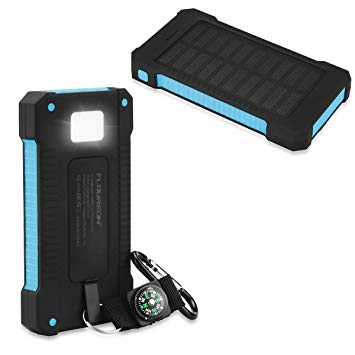 chargeur iphone solaire