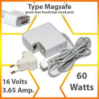 chargeur macbook blanc 2009