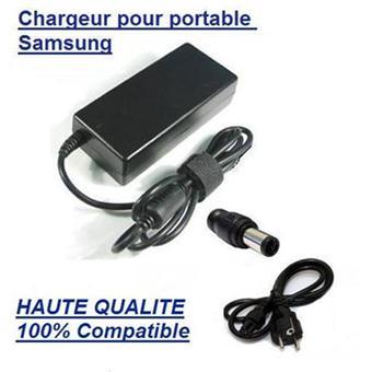 chargeur ordinateur portable samsung np350e7c