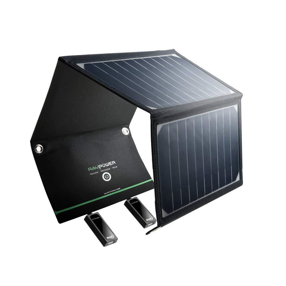 chargeur panneau solaire