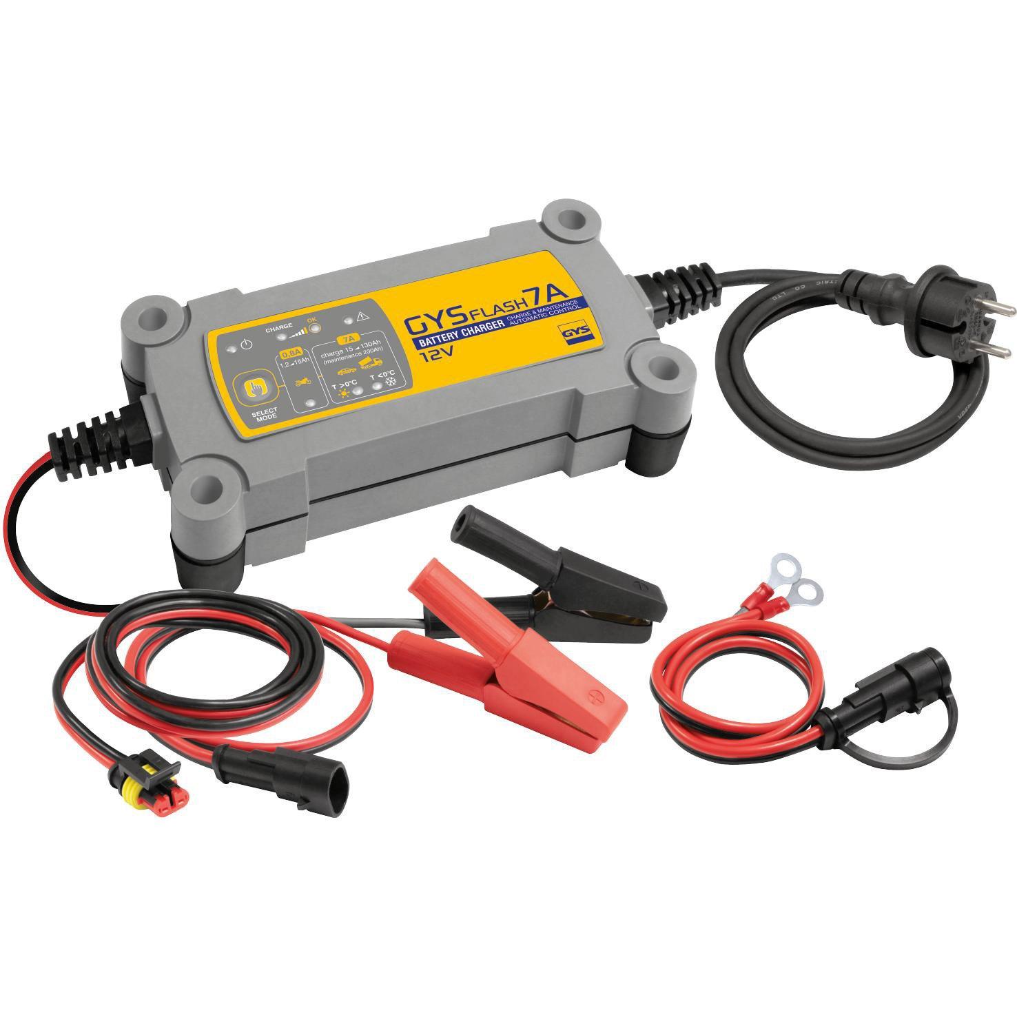 chargeur permanent batterie