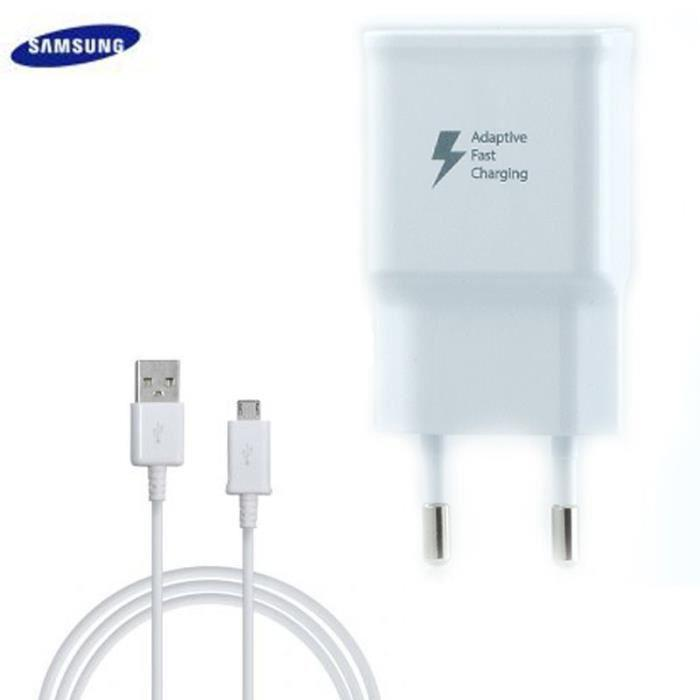 chargeur rapide samsung s7