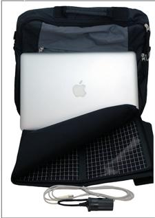 chargeur solaire macbook pro