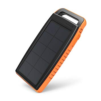 chargeur solaire mobile