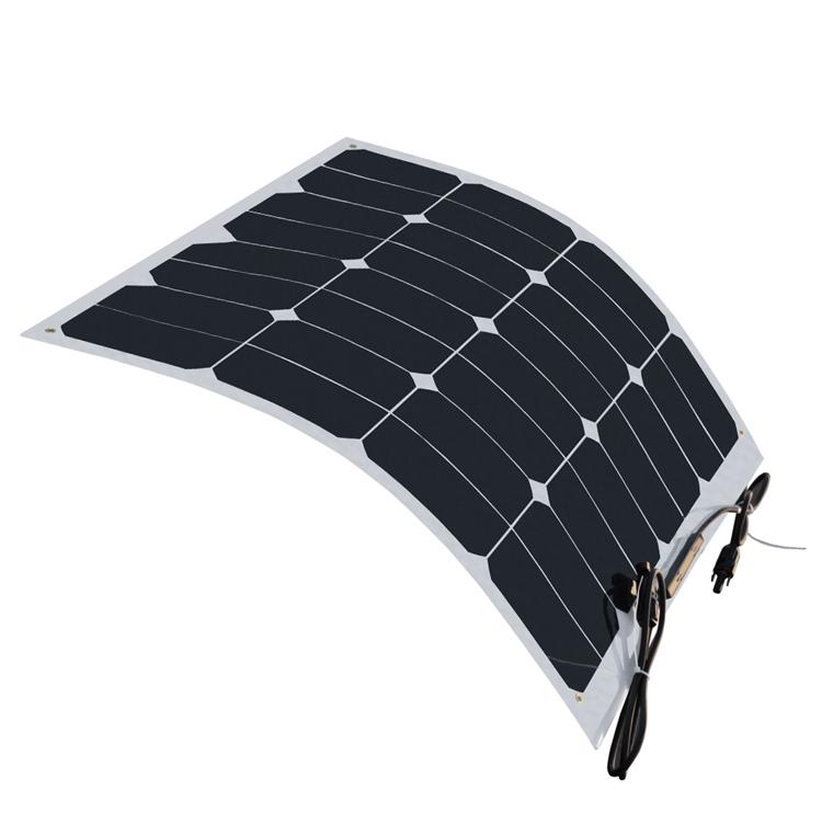 chargeur solaire souple