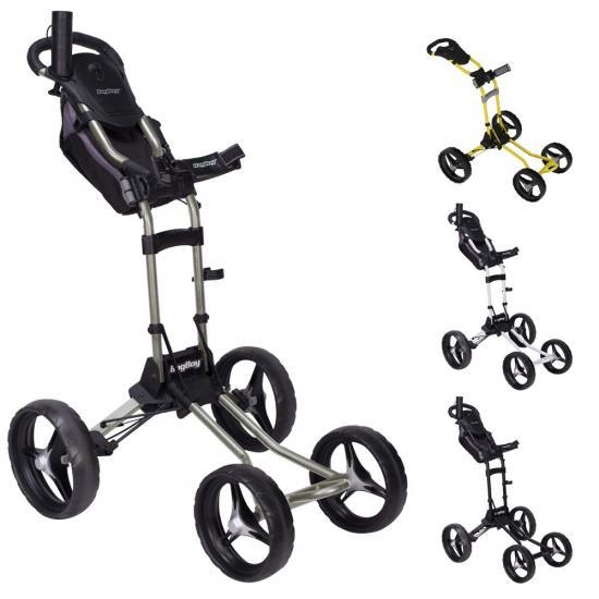 chariot de golf 4 roues