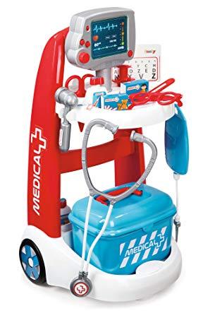 chariot medical jouet