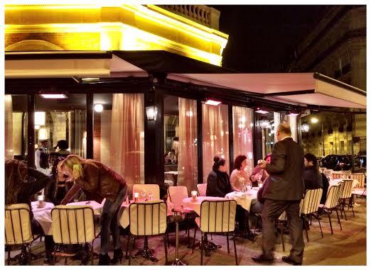 chauffage electrique terrasse restaurant