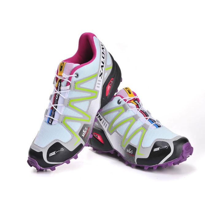 chaussures salomon femme soldes