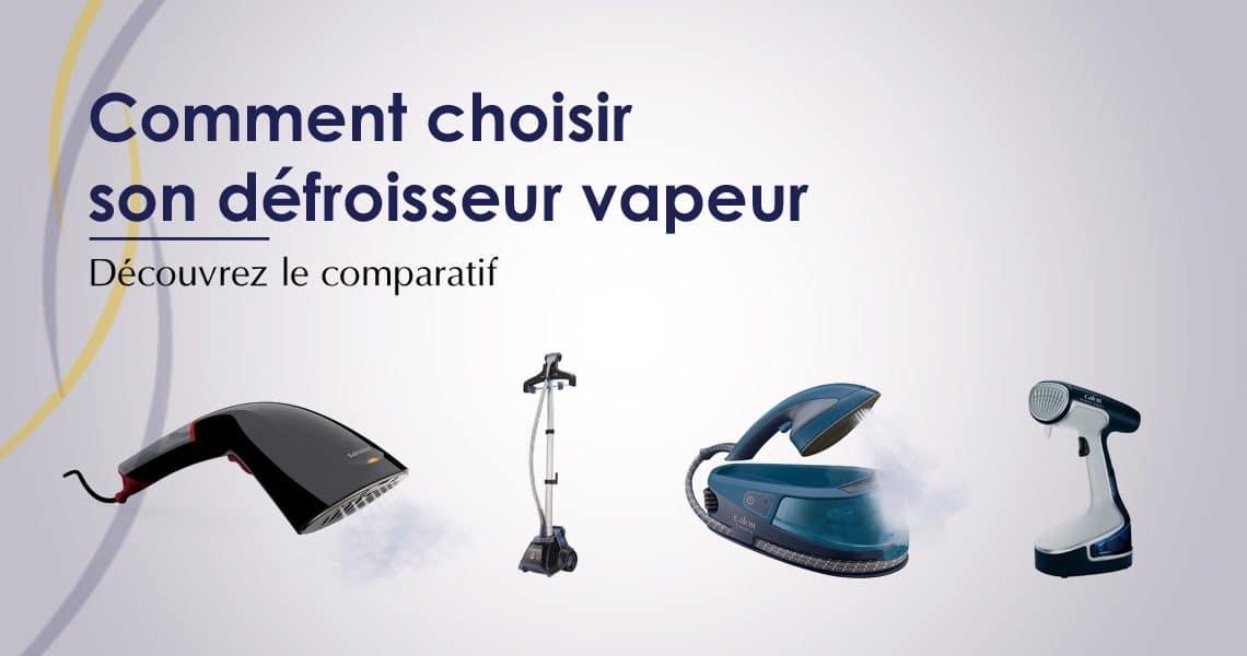 choisir defroisseur vapeur