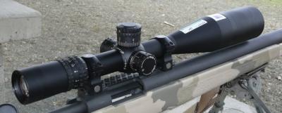 choisir une lunette de tir