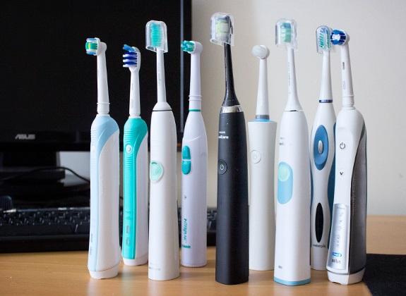 choix brosse à dent électrique