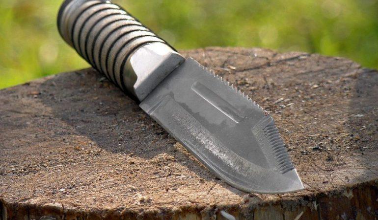 choix couteau survie