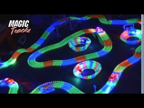 circuit de voiture magique