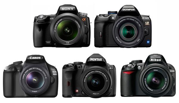 classement des appareils photos reflex
