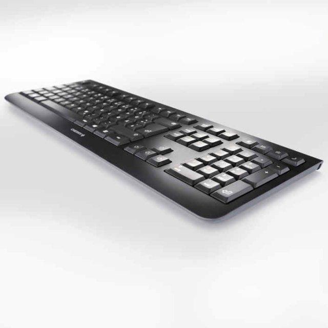 clavier bureautique silencieux