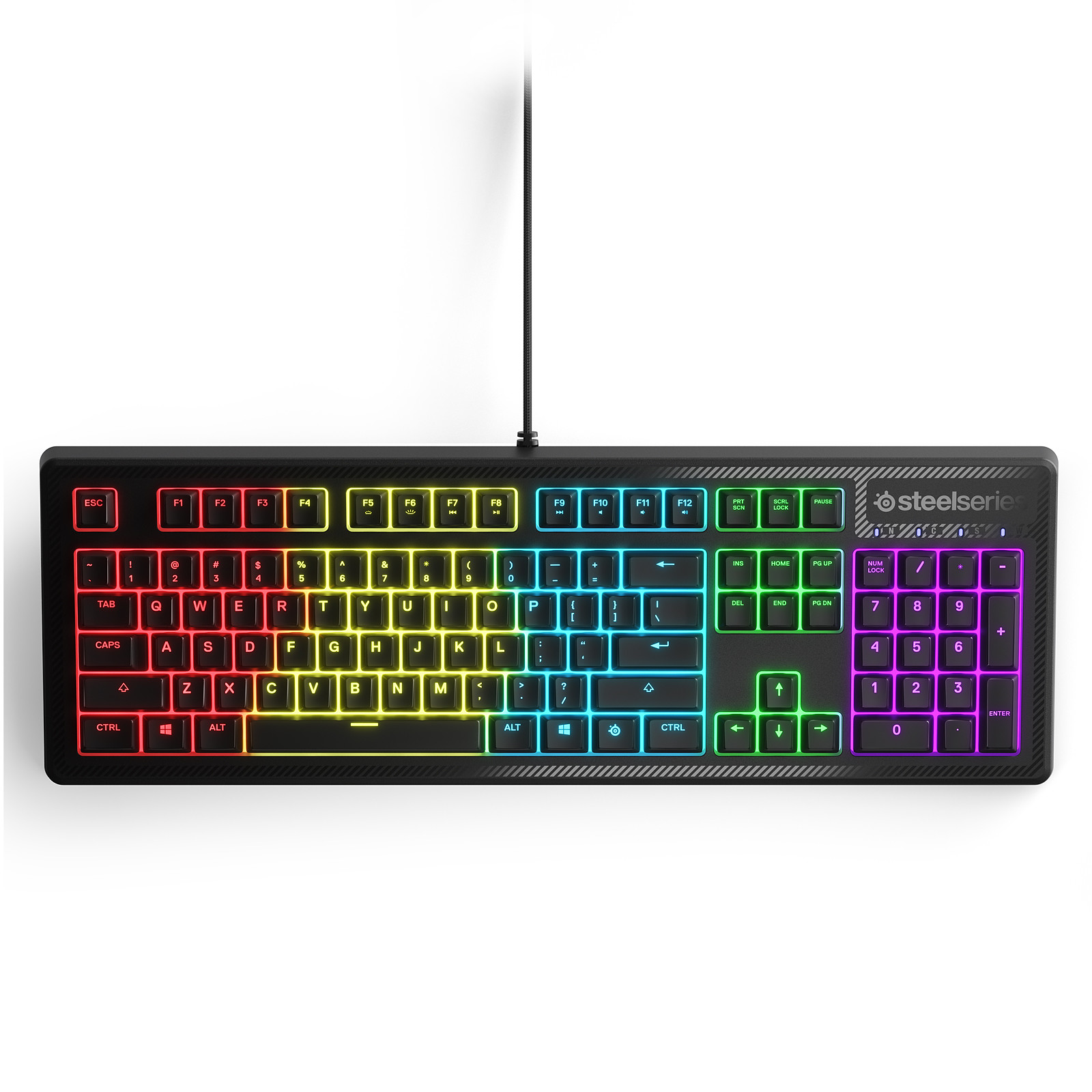 clavier gamer steelseries