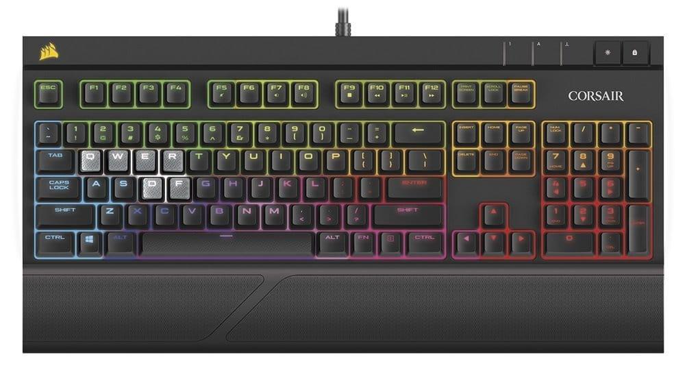 clavier mecanique gamer silencieux
