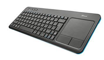 clavier sans fil pavé tactile