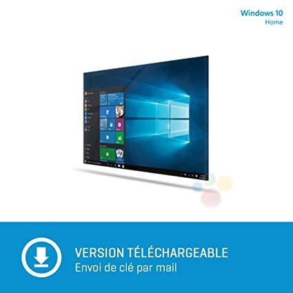 clé windows 10 amazon