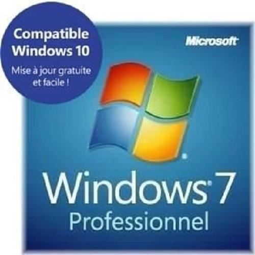 clé windows 7 pas cher