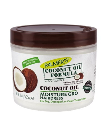 coconut oil cheveux