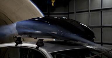 coffre de toit aerodynamique