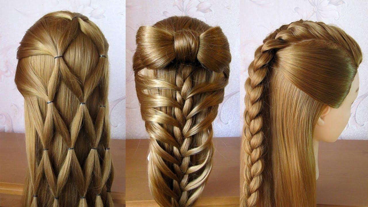 coiffure pour cheveux long
