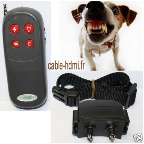 collier decharge electrique pour chien