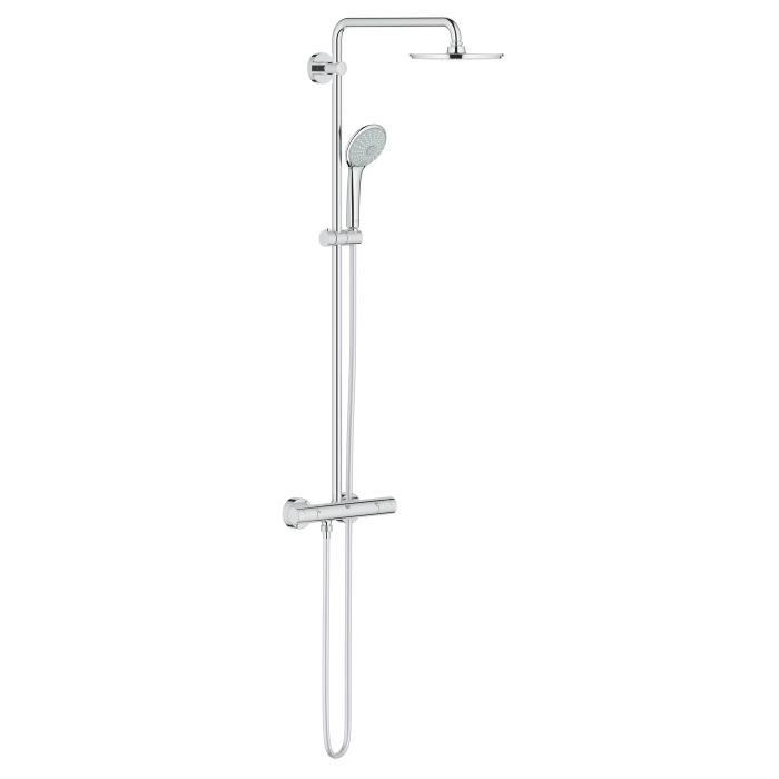 colonne de douche pas cher grohe