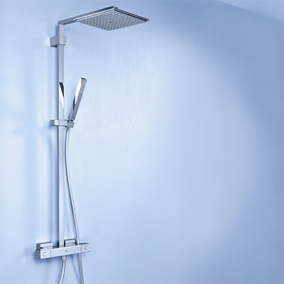 colonne douche grohe euphoria cube system