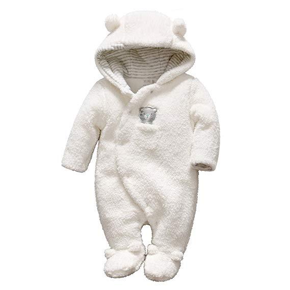 combinaison bébé hiver