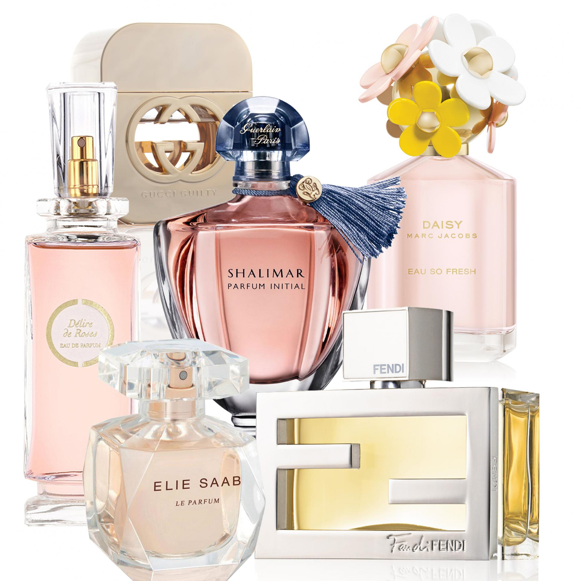 commande parfum