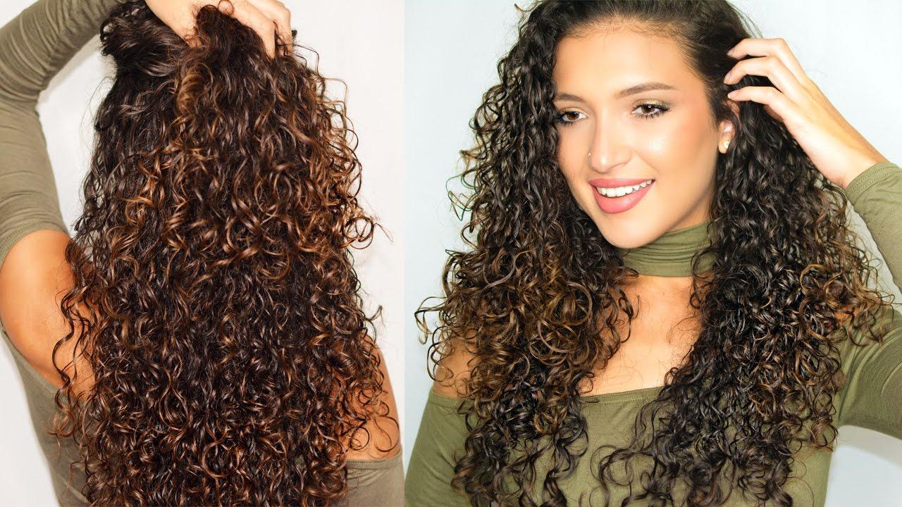comment avoir des cheveux curly