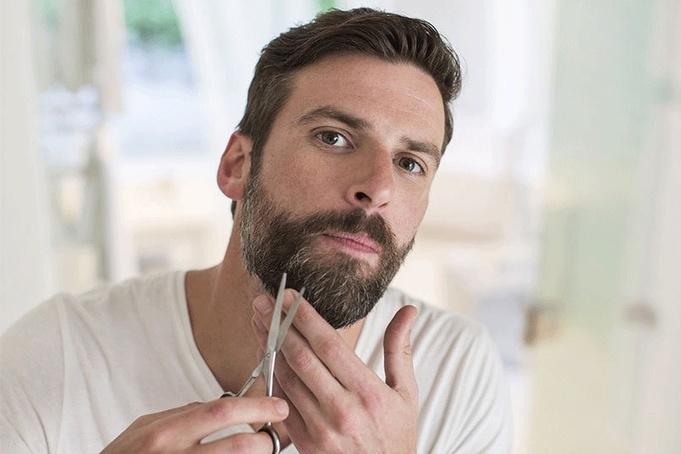 comment couper une barbe