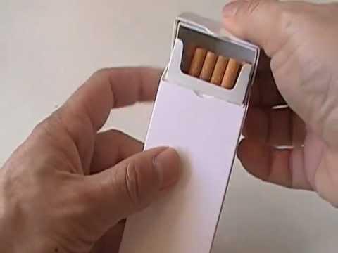 comment faire un etui a cigarette