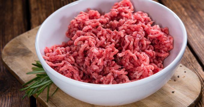 comment hacher la viande