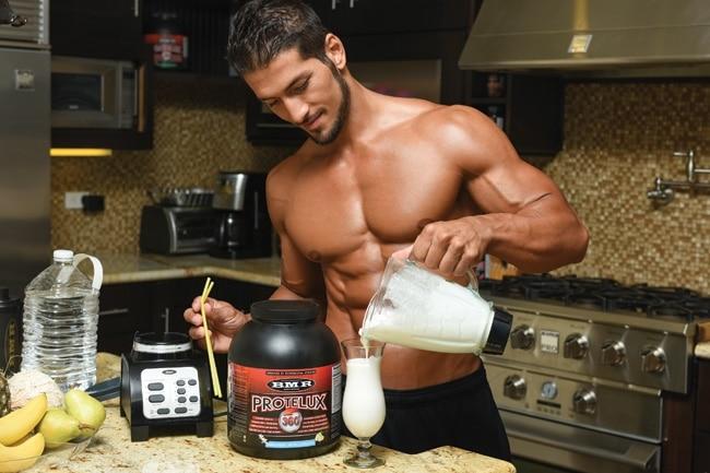 comment prendre la proteine