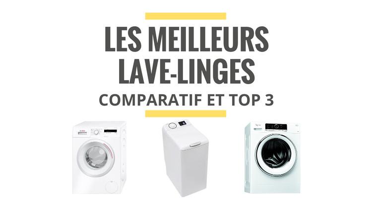 comparaison machine a laver