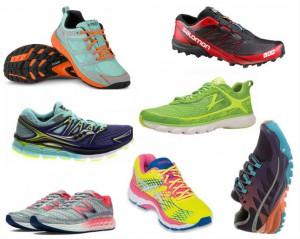 comparateur de chaussures running