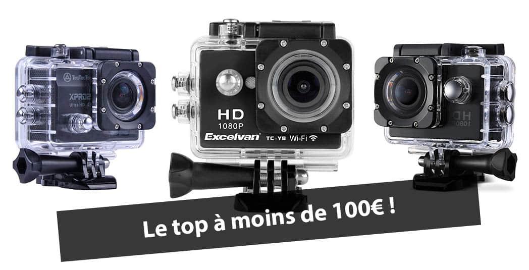 comparatif camera sport full hd