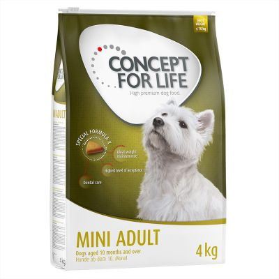 concept for life chien