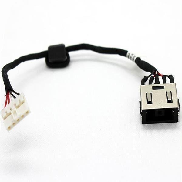 connecteur alimentation pc portable lenovo