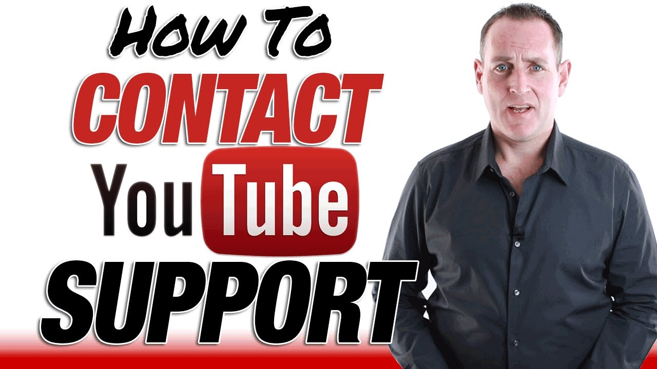 contact youtube