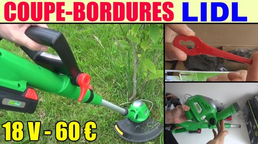 coupe bordure lidl