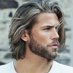coupe cheveux mi long homme