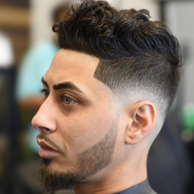coupe de cheveux homme