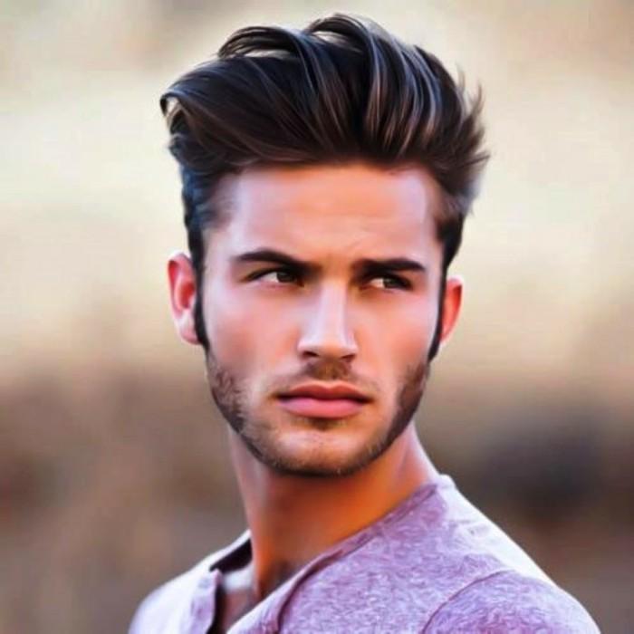 coupe de cheveux pour cheveux épais homme